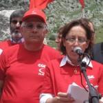 Portella della Ginestra 1° maggio 2013