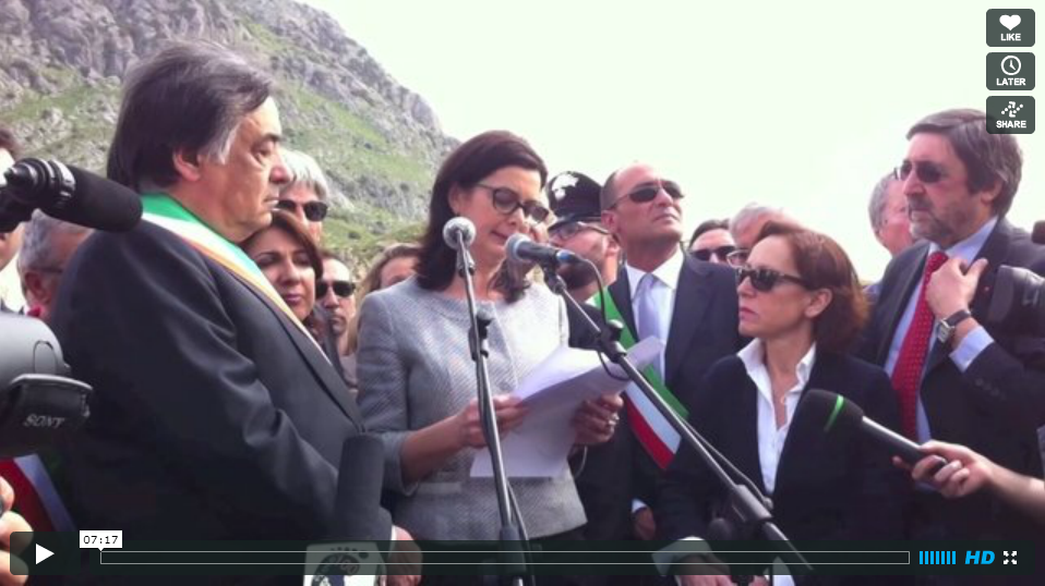 L intervento del Presidente della Camera Laura Boldrini on Vimeo