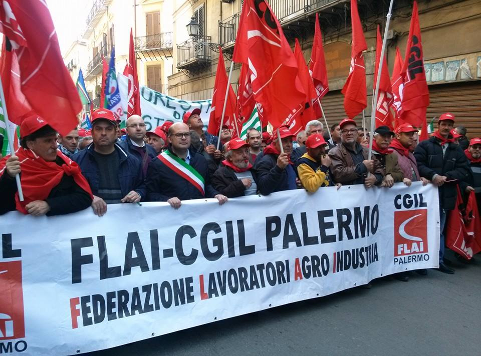 Lavoratori Agricoli | Contratto provinciale Palermo 2013