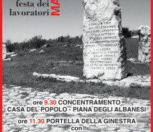 1 maggio a Portella della Ginestra | 2014