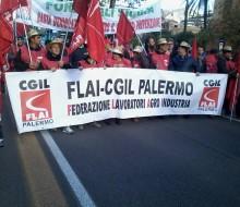 Le foto dello sciopero del 12 dicembre