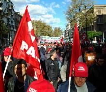 CONSORZI, IN CORSO PROTESTA SOTTO IL DIPARTIMENTO SVILUPPO RURALE