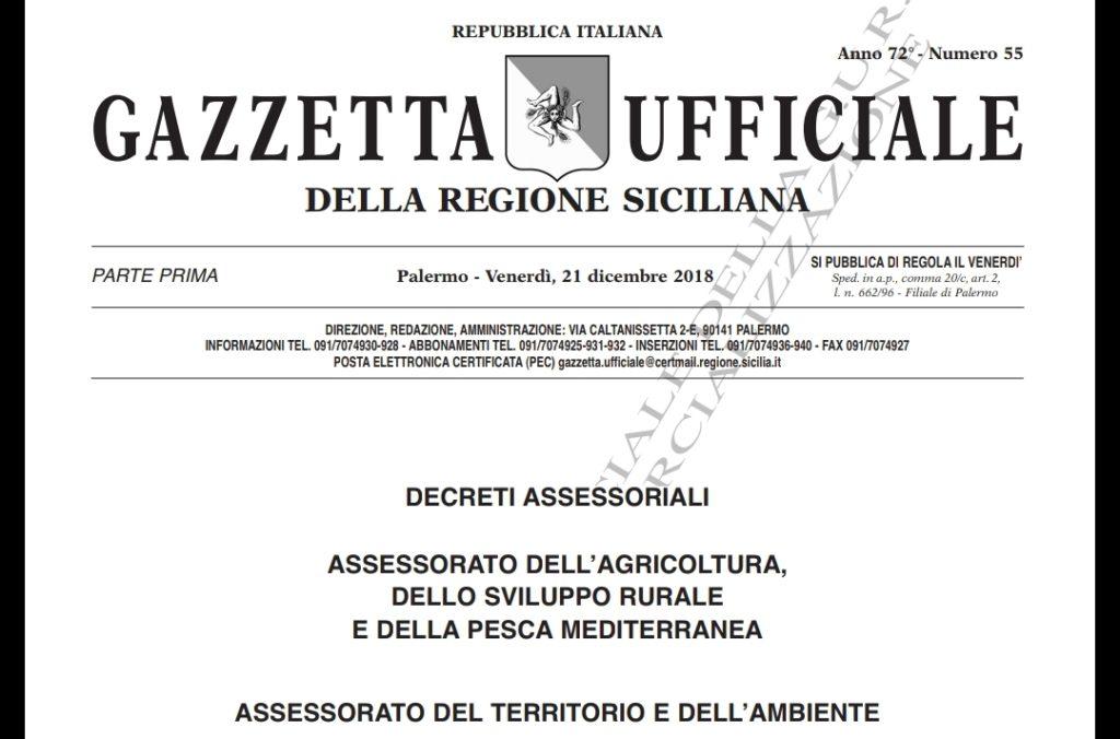 Pubblicato in Gazzetta il Contratto Integrativo regionale del comparto Forestale (Cirl)
